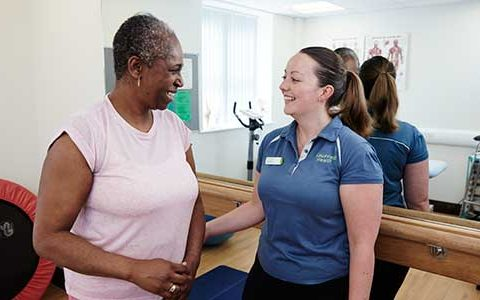 Find the most relevant information on north York Physiotherapy