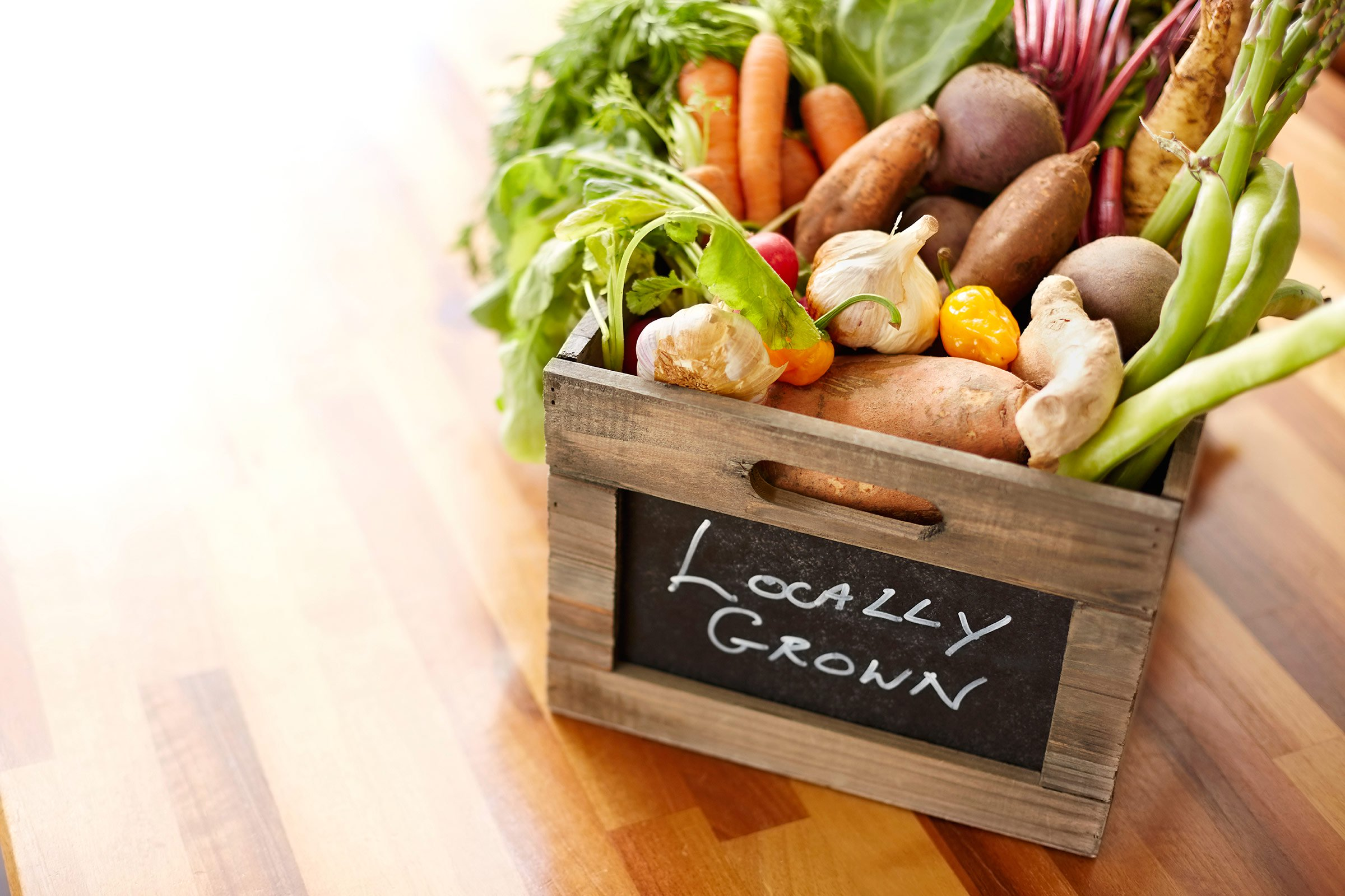 3 Reasons to Grow Organic Fruits and Vegetables - Health ...