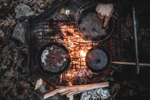 Healthy Tips And Benefits Of Grill Pan Cooking