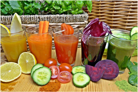 This is Why You Should Be Taking Vegetable Juices Regularly