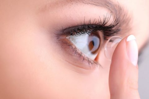 Caring for Your Contact Lenses and Eyes