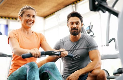 The Benefits of Using a Personal Trainer