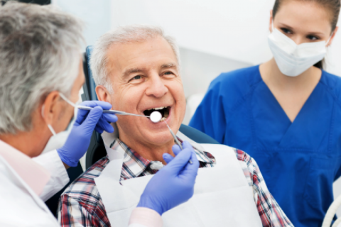 Oral Care Tips for Older Adults